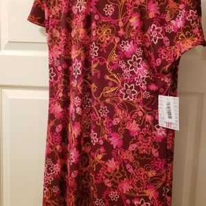 Lularoe Maria dress medium